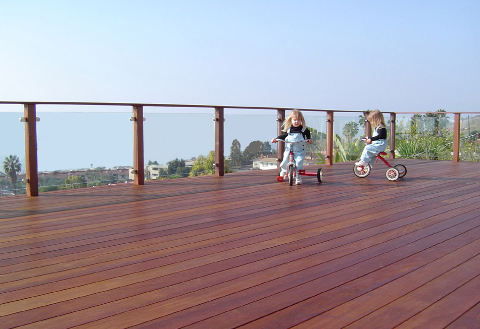 Deck Ipe Decking